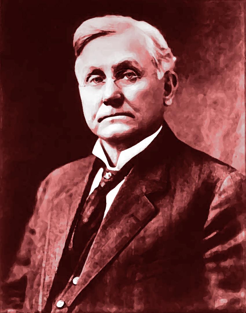 Аза Григгс Кендлер, основатель The Coca-Cola Company.